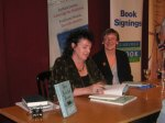 Carol Ann Duffy and Robyn Marsack