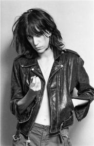 Patti Smith NY (c.) Lynn Goldsmith, 1976