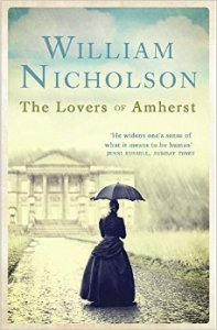 lovers of amherst frontcover UK edition